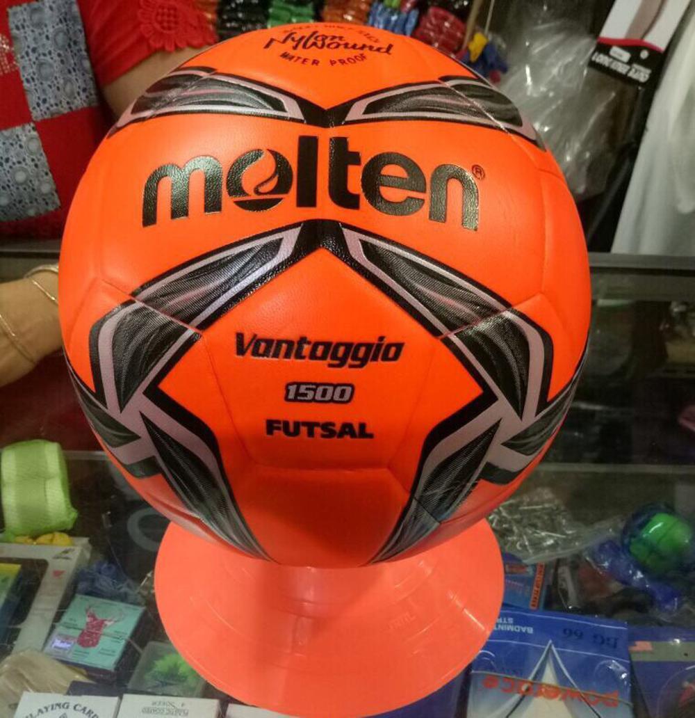Toko Jual Bola Voli Molten V5m5000 Original Dan Info Harga Terbaru Basket Gg7x Import Thailand Kulit Futsal Di Lapak Grosirsport