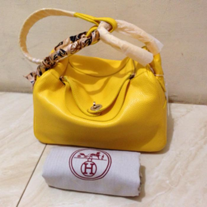 Hermes Lindy Semi Premium Yellow