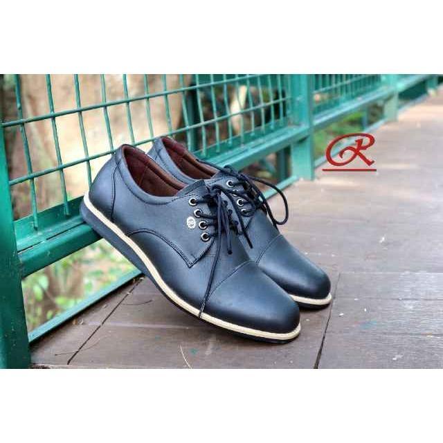 sepatu pria original handmade, Sepatu Regio , sepatu santai, sepatu murah, sepatu kuliah, sepatu formal, sepatu Wakai , sepatu kulit original premium high quality leather mans Casual