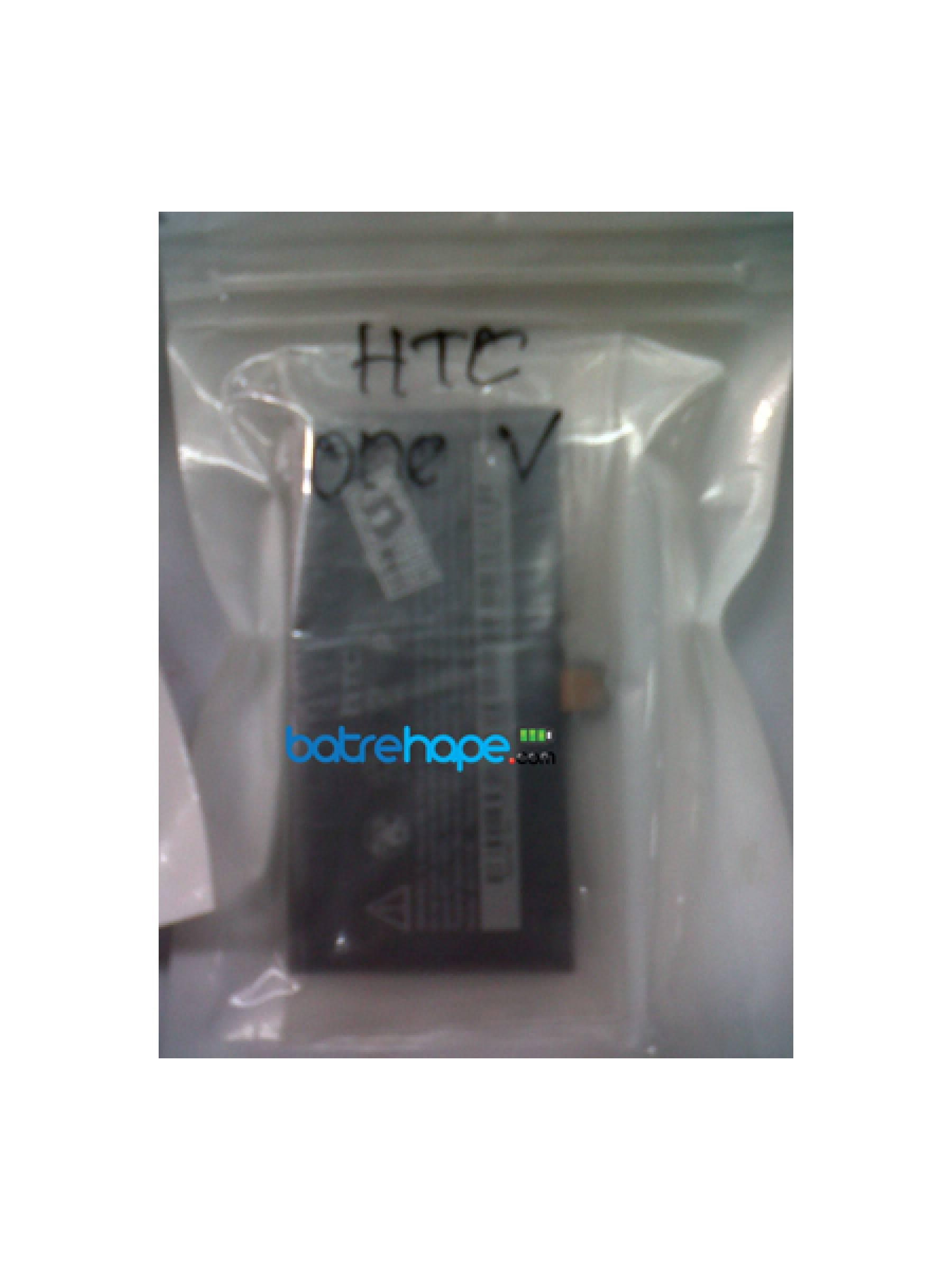 Baterai Battery Batre HTC One SV One-SV Original (BM60100)