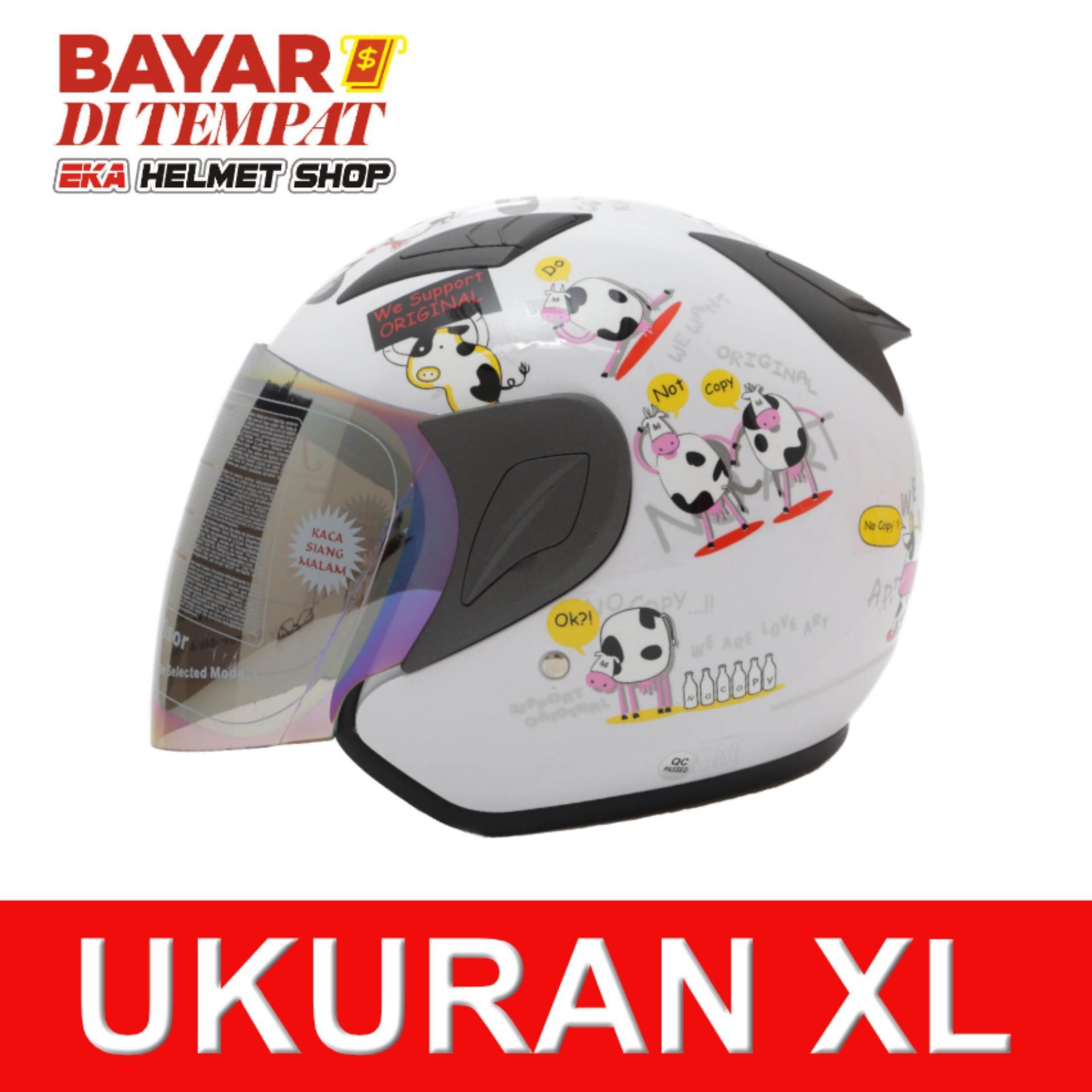 Harga Msr Helmet Javelin Original Putih Di Banten