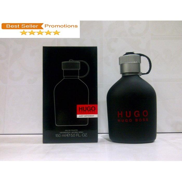 Harga Best Seller Hgo Bossarmy Black 150 Ml High Quality Seken