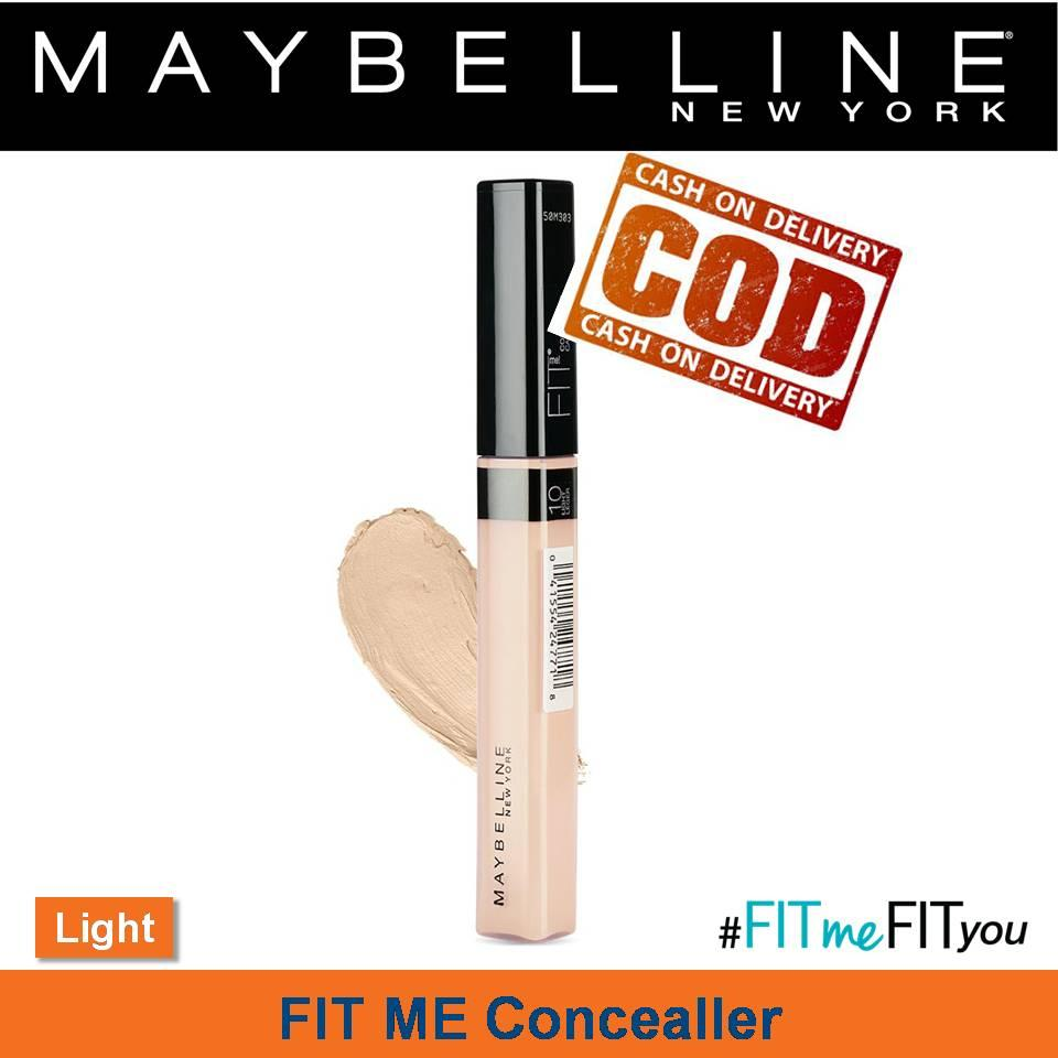 Maybelline FIT ME Concealler Light