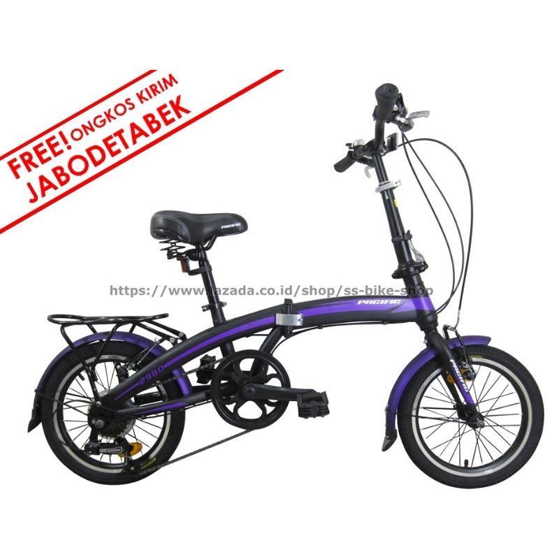Sepeda Lipat Pacific 2980 HT 16