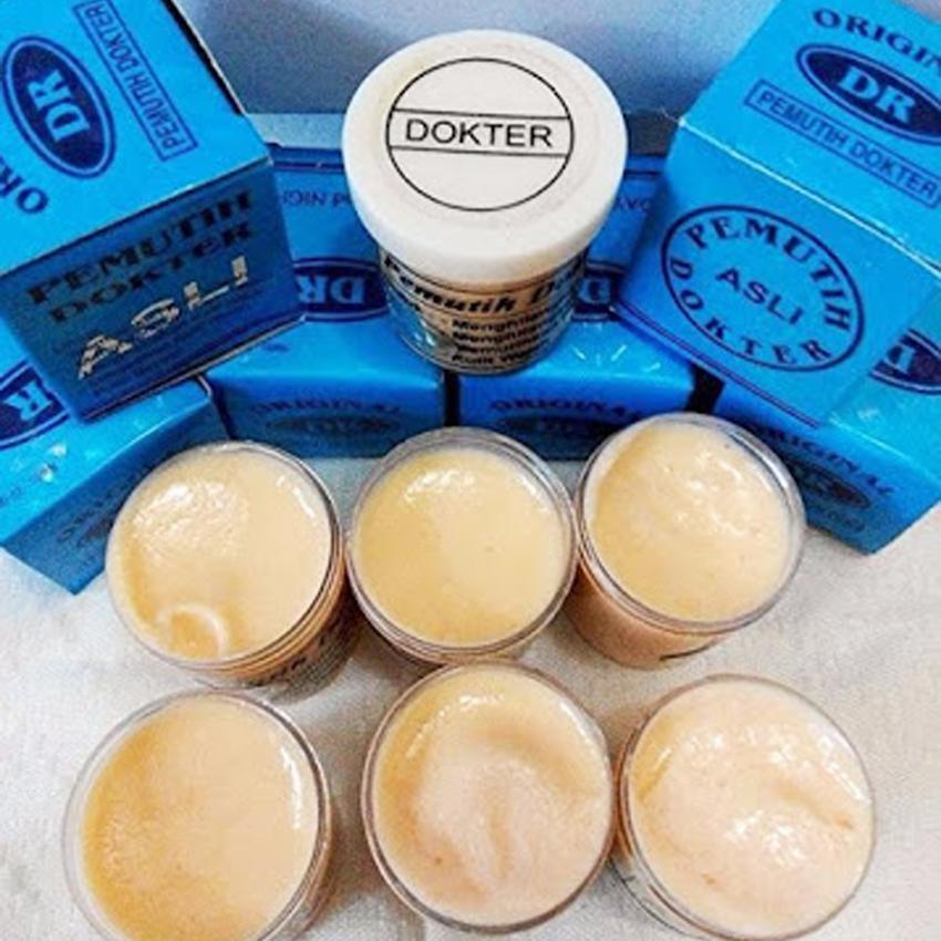 Cream DR Biru Asli Pemutih Wajah - 1 Pcs - 2