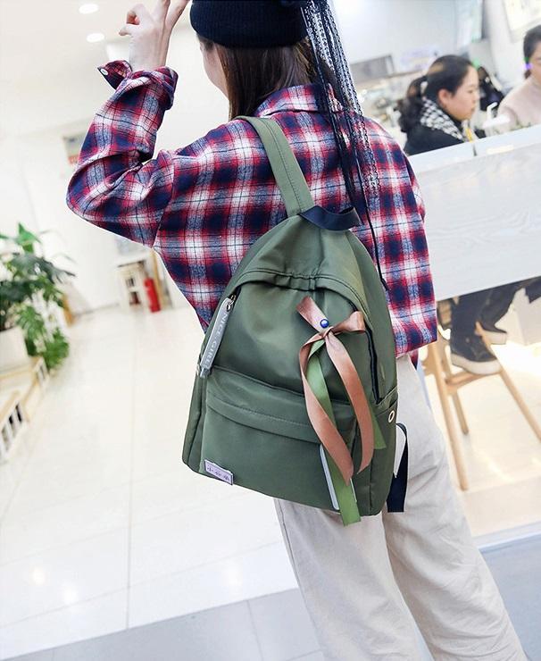 Backpack Ransel Tas Punggung ABG Remaja Wanita Import CS-BP 06