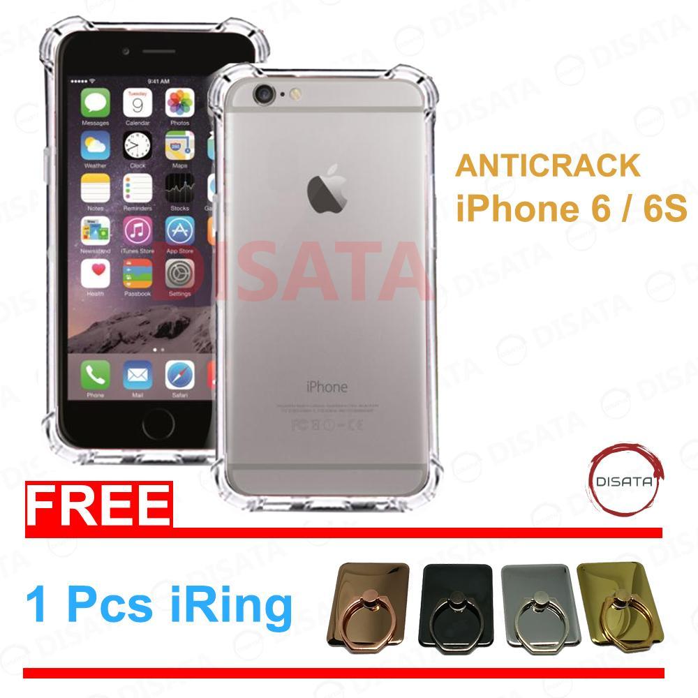 Fitur Anti Crack Xiaomi Redmi 5a Non Fingerprint Free 1 Pcs Iring Silikon Anticrack Slim Case Casing Iphone 6g 6s Shockproff