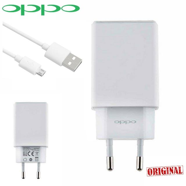Oppo 100% ORIGINAL Travel Charger ALL Type Output 5V-2.1A