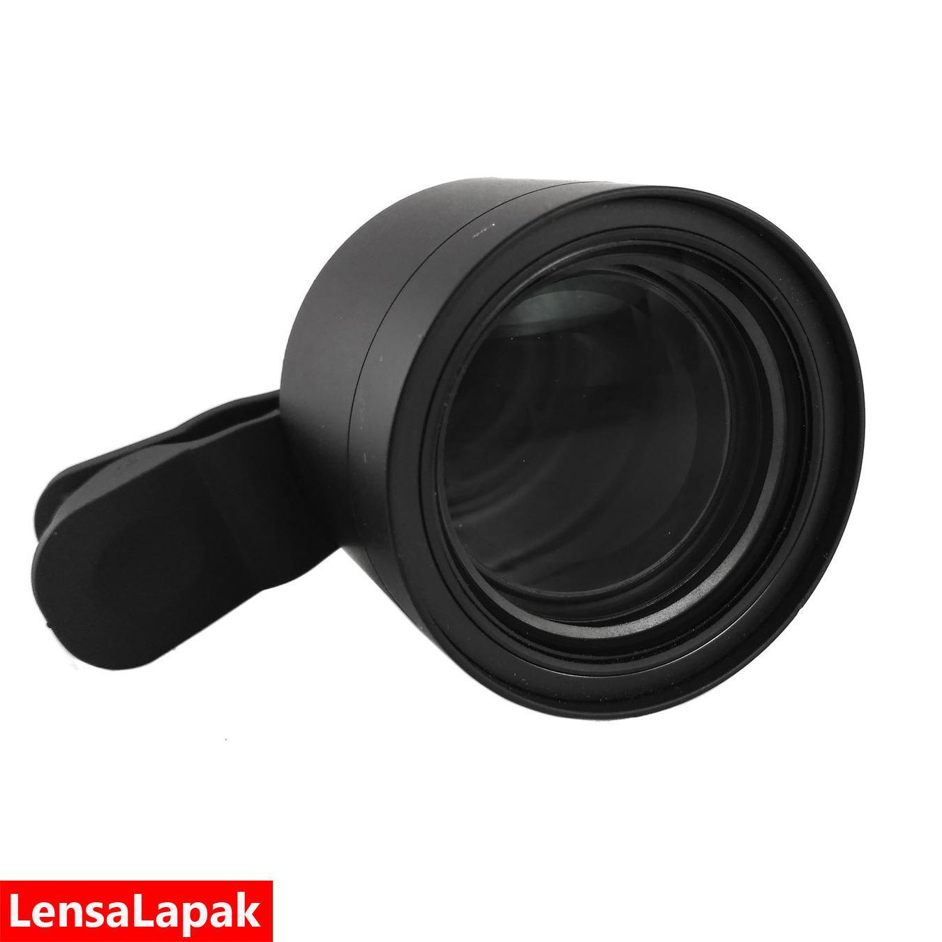 Jual Minolta 45Mm Lensa Kamera Hp Macro Lensbong Prosumer For Smartphone Or Handphone