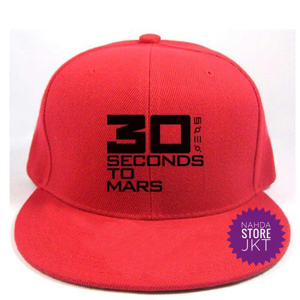 Topi Base Ball 30 Second To Mars