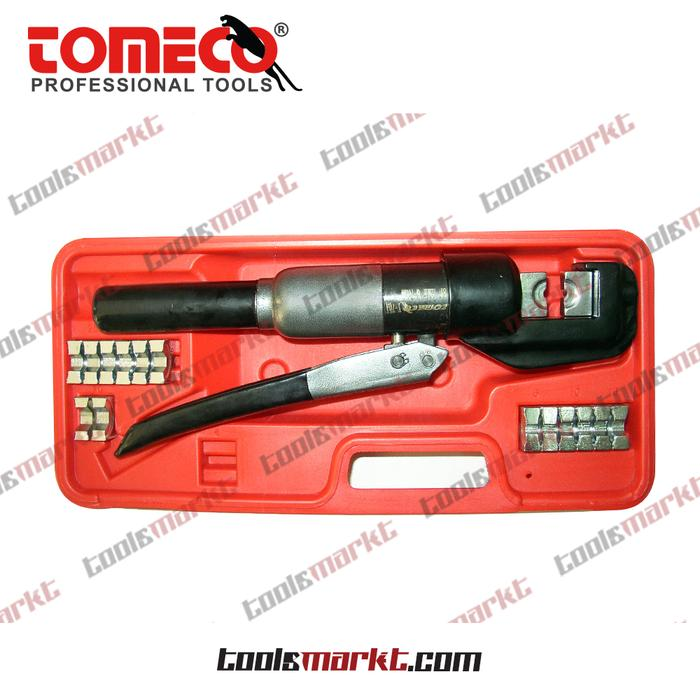 ORIGINAL - Tomeco Alat Press Kabel Skun Hidrolik 6-70 mm Hydraulic Crimping Tool
