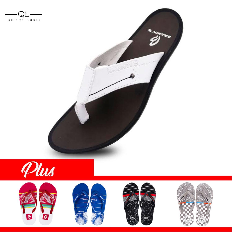 Brandys - sandal pria / sandal pria kulit / sandal pria casual / sandal pria dewasa