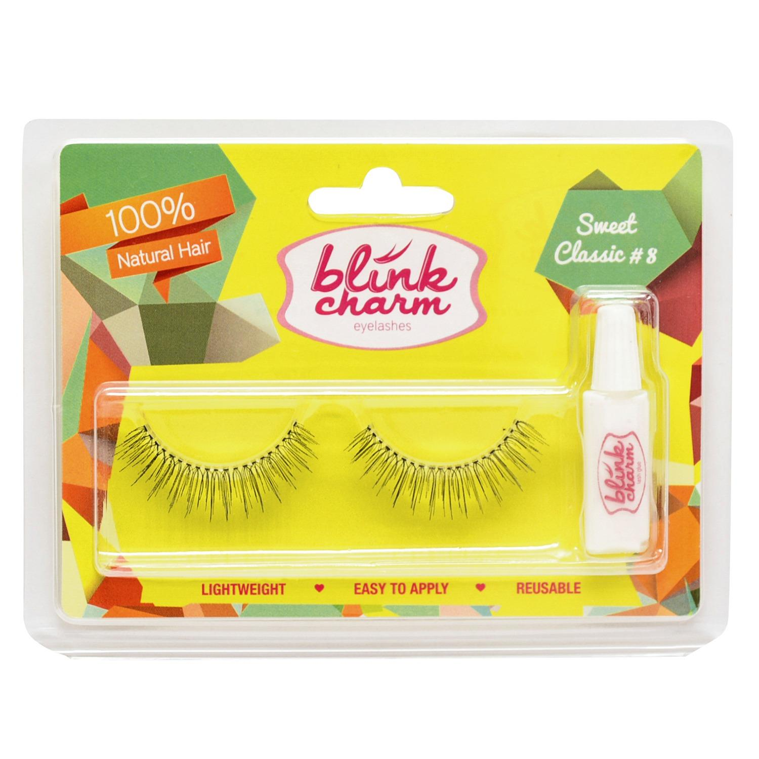 Blink Charm Eyelashes Sweet Classic #8 - 1 Pair
