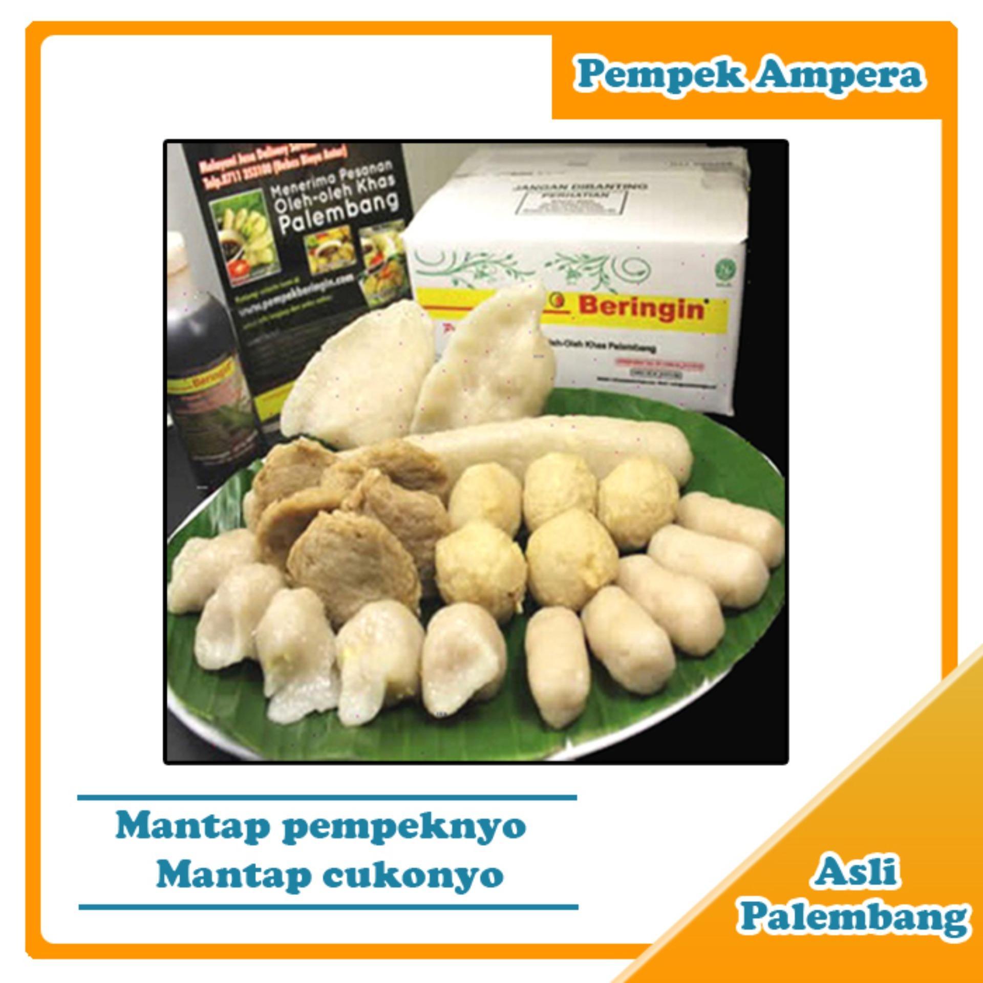 Beringin Pempek Paket 3 Campur Update Harga Terkini Dan Terlengkap Ramatranz Travel Lampung Jakarta Palembang Kilat