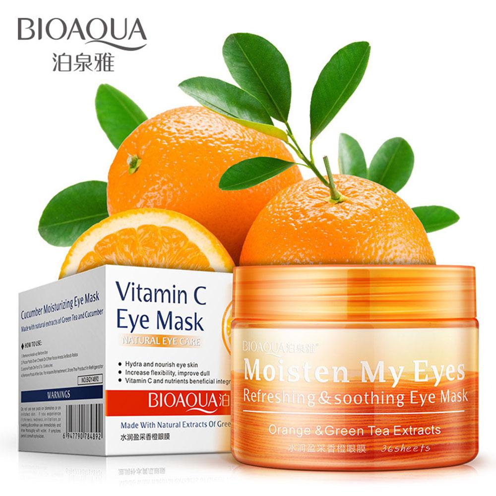Features Acelit Eyes Patch Vc Eye Mask Lady Vitamin C 36pcs Pack Bioaqua Brighteyes Ball Design Penghilang Mata Panda Recommended Detail Gambar Dark Circles Removal Care Terbaru