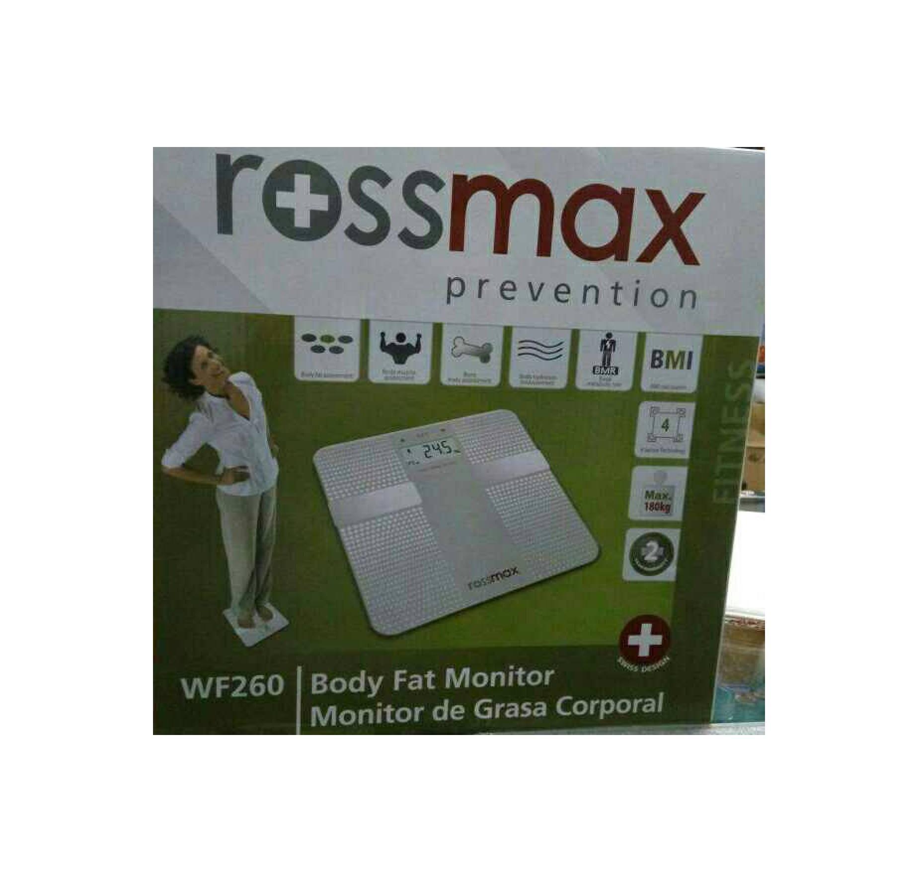 Timbangan Digital Rossmax WF260