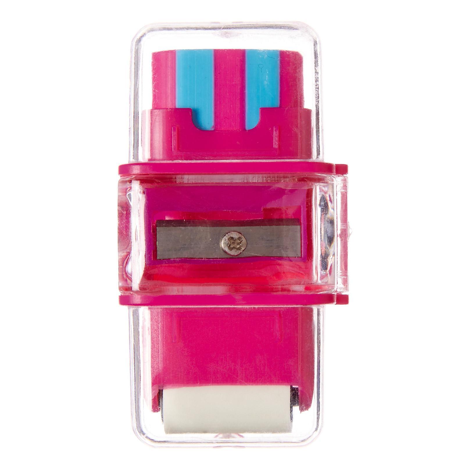 Smiggle Sharpener Eraser Roller