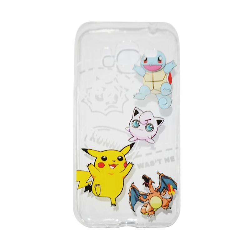 ACE J110 ULTRAFIT AIR CASE JELLY CASE SOFT CASE 3 Ultrathin Case Pokemon .