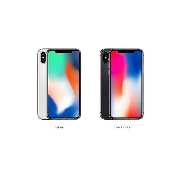 Jual BNIB  Apple Iphone X 64GB Space Grey   Silver Limited
