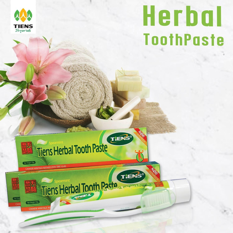 Kelebihan Hersagi Obat Herbal Sakit Gigi Alami Original Terkini Sgp Sg Super Green Plus Tiens Toothpaste Pasta Kesehatan