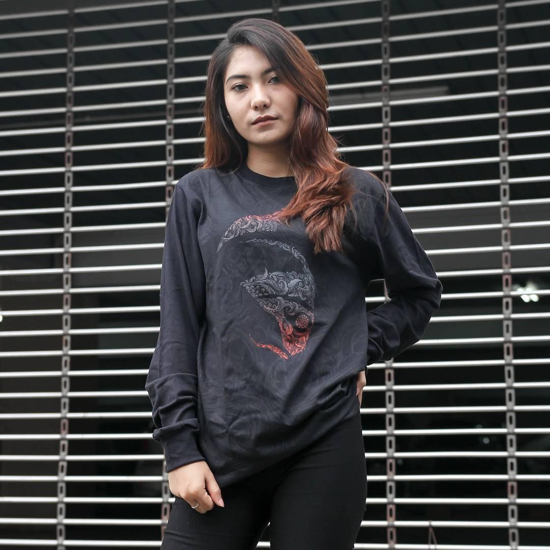 Toko Culture Hero Kaos Distro Keren Budaya Indonesia Logo Ornament Ls Online Di Indonesia