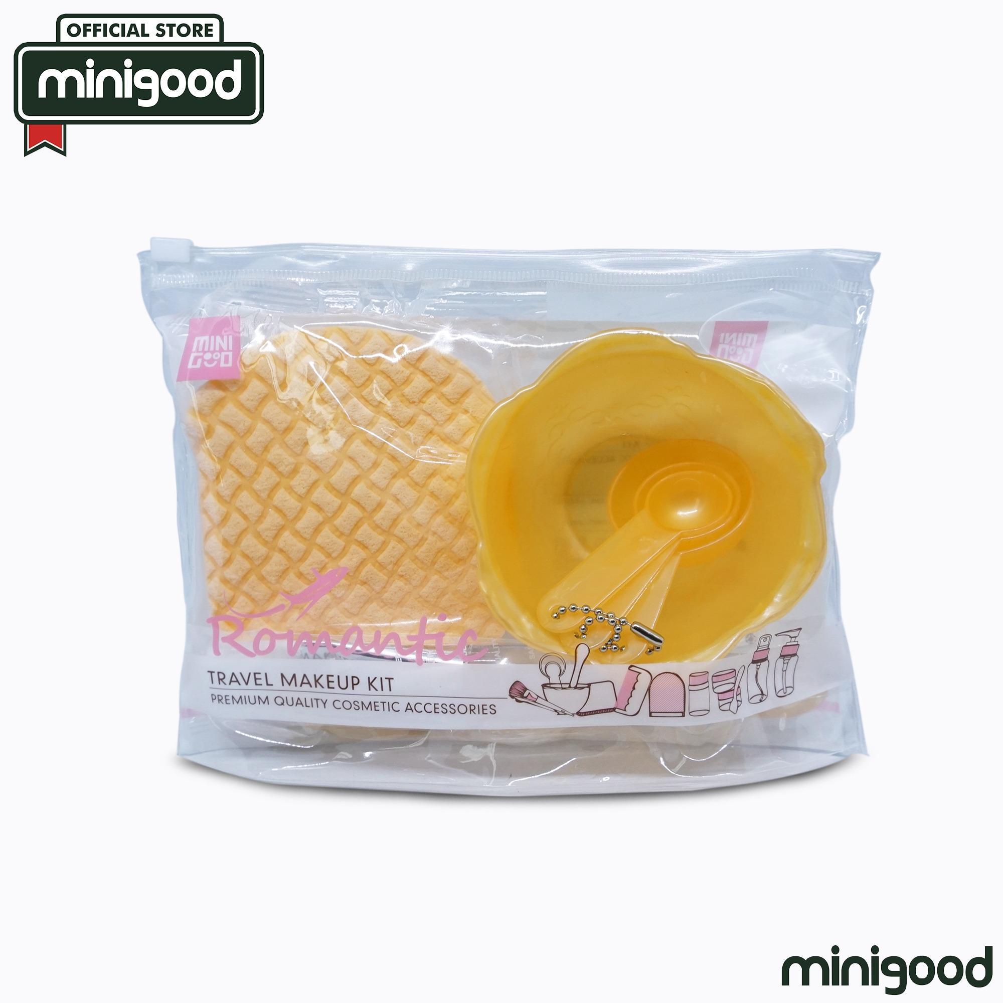 Kelebihan Minigood Terlengkap Facial Mask Set Peralatan Masker Wajah Kuas Detail Gambar Mangkok Sendok Spatula Praktis Terbaru