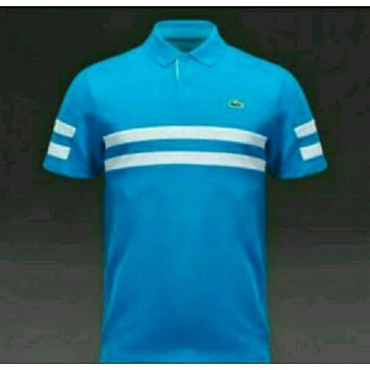 Polo Shirt/ Kaos Kerah/ Lacoste - 4T8gna