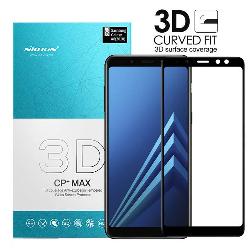 Diskon Produk Nillkin Cp Plus Max 3D Tempered Glass For Samsung A8 2018