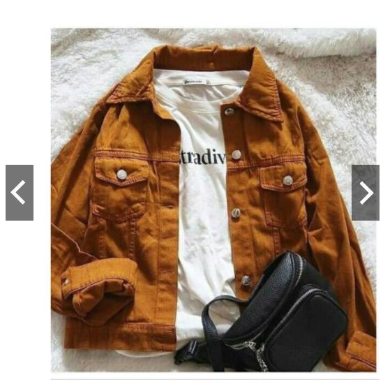 Hana Fashion * Jaket Jeans LABENA 5W Ori Premium *