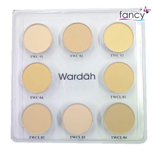 Detail Gambar Wardah Luminous Two Way Cake Refill / Terlaris / Bedak Padat Wardah Luminous / Wardah Acne Face Powder Harga Murah Terbaru
