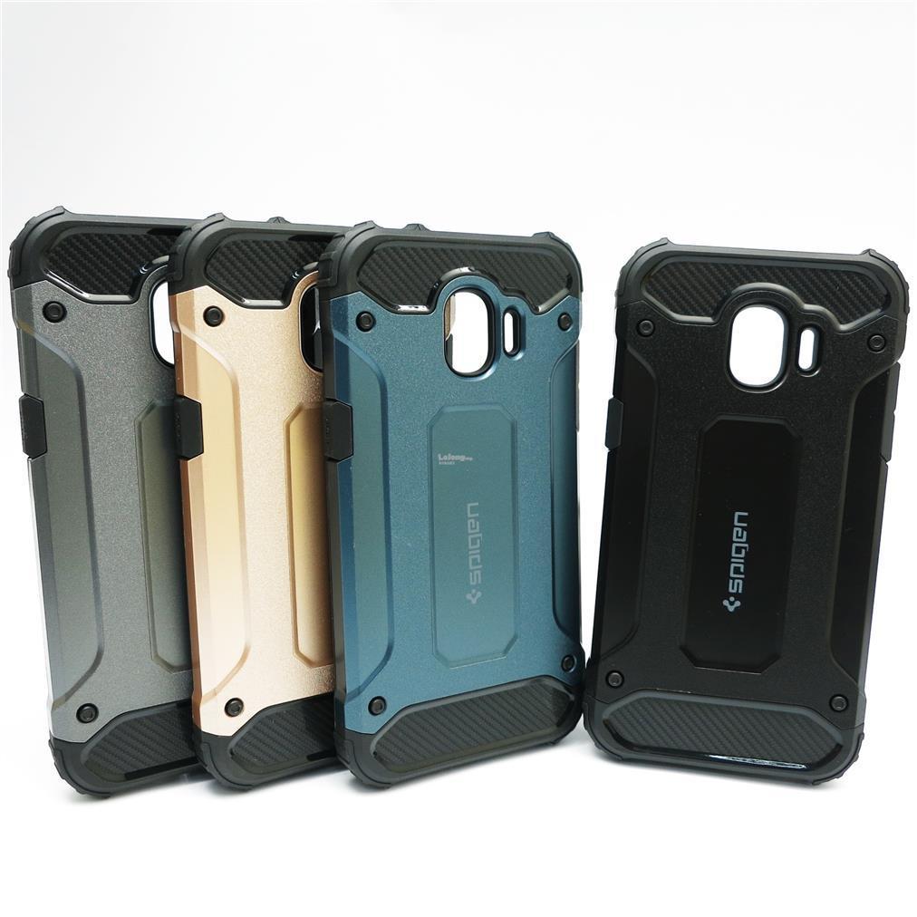Spigen Handphone Iron Casing for Samsung Galaxy J2 Pro_Ws_ACC