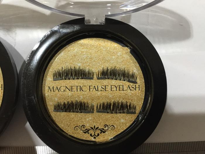 BuluMata Palsu Tebal False Double Magnetic Magnetik Face Eyelashes Eye Lash Bulu Mata .