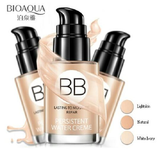 [NATURAL COLOUR] Bioaqua BB Persistent Water Cream