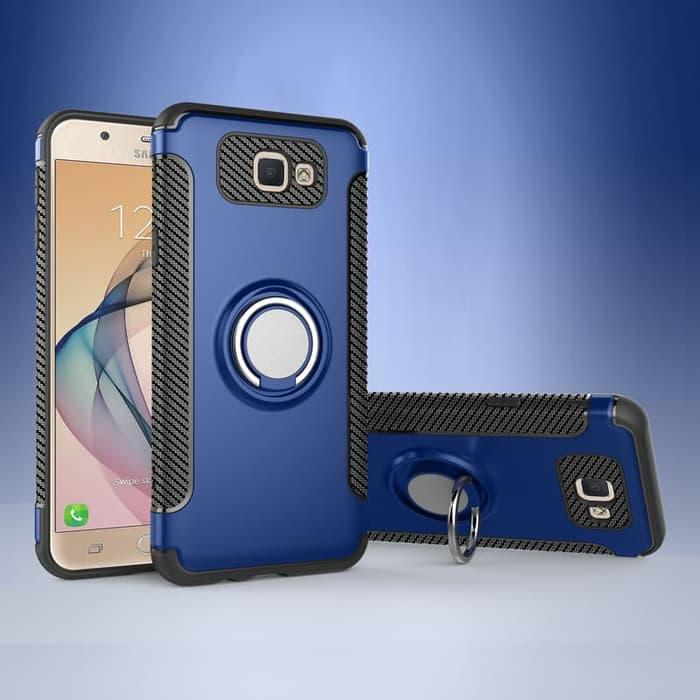 Accessories Samsung Galaxy J5 Prime Case Ultimate Carbon Ring Kickstand - 2 .