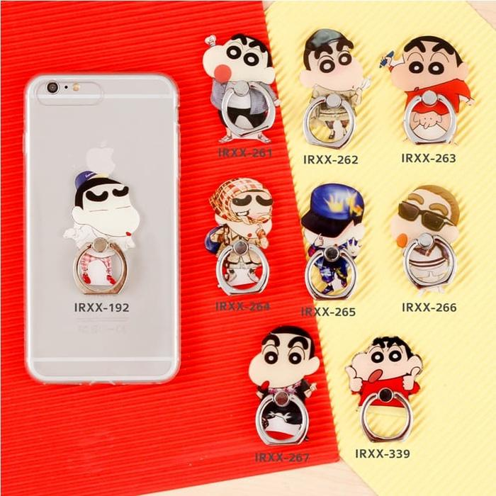 Shinchan iRing/ Ring Holder/ Cincin HP / Ring Stand Karakter Seri 33