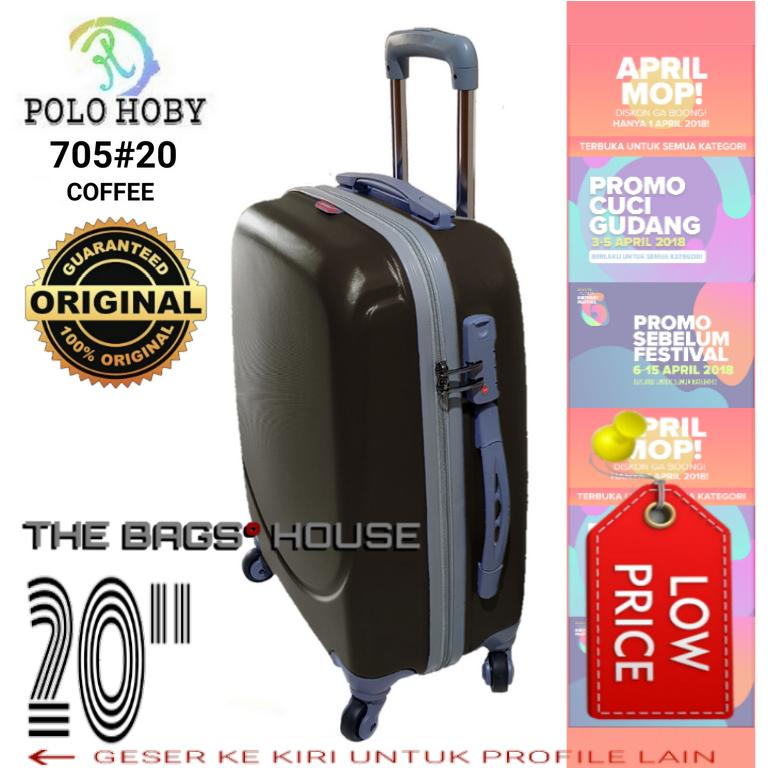 Spesifikasi Bagshouse Polo Hoby 705 20 Koper Fiber 20 Baru