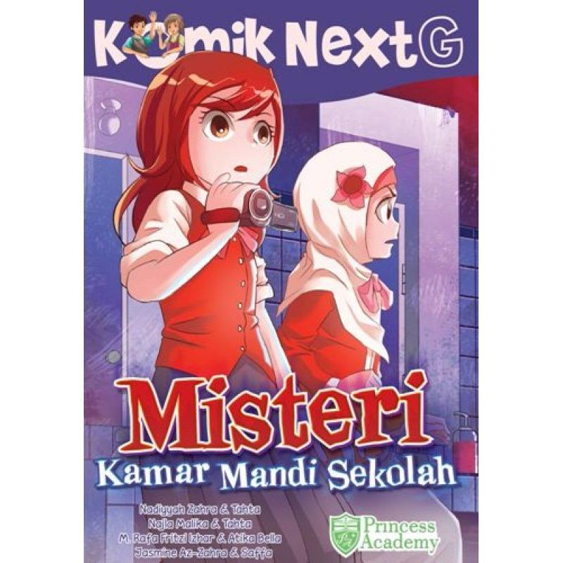 Komik Next G: Misteri Kamar Mandi Sekolah -  Buku Anak