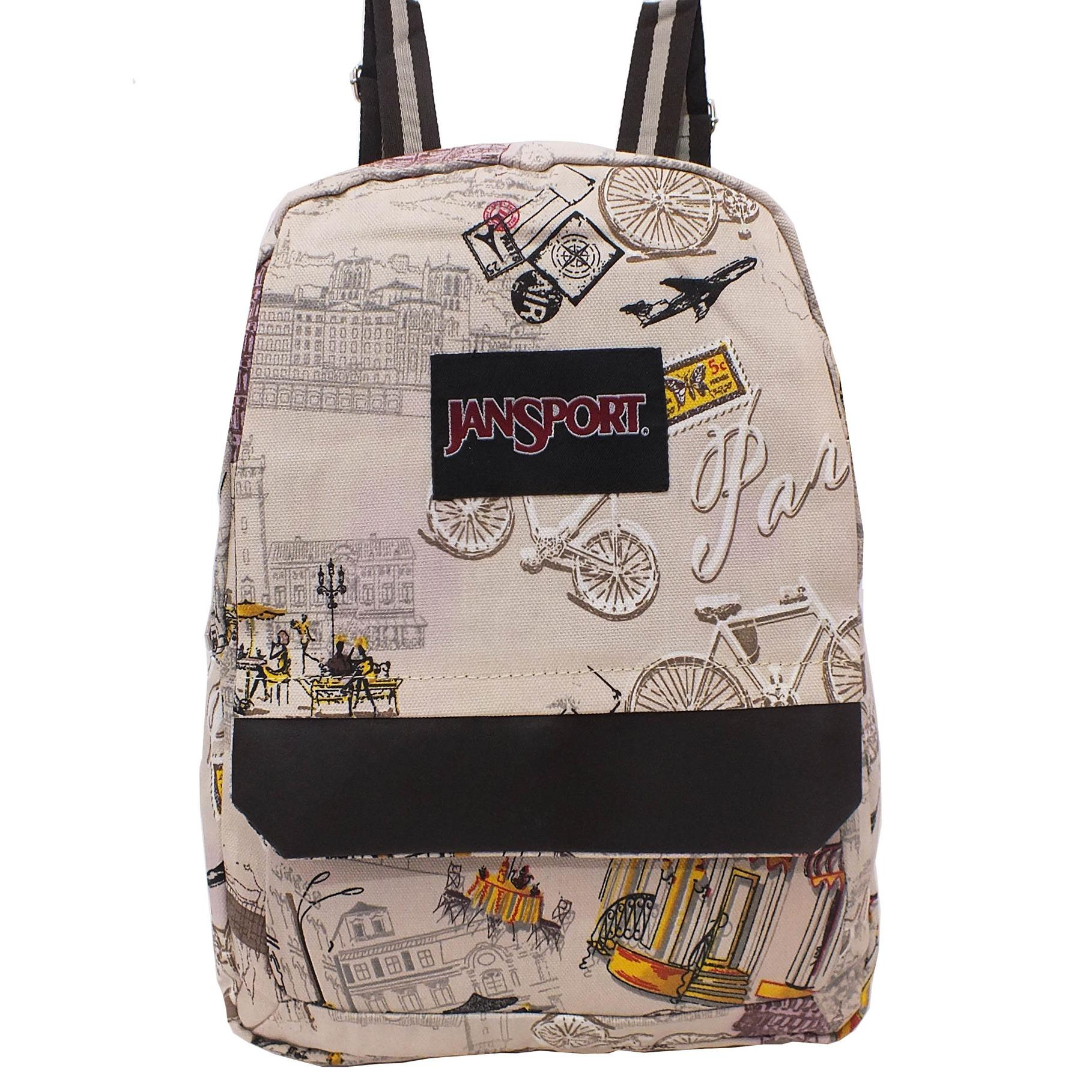 Tas ransel jansport paris 7992