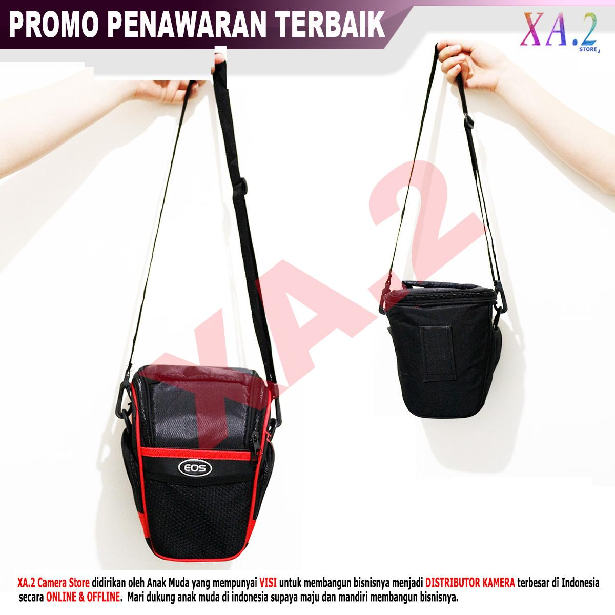 The Cheapest Price Tas Kamera Dslr Canon Eos Hitam List Merah Rp30000 Tripod Excell Motto 2810