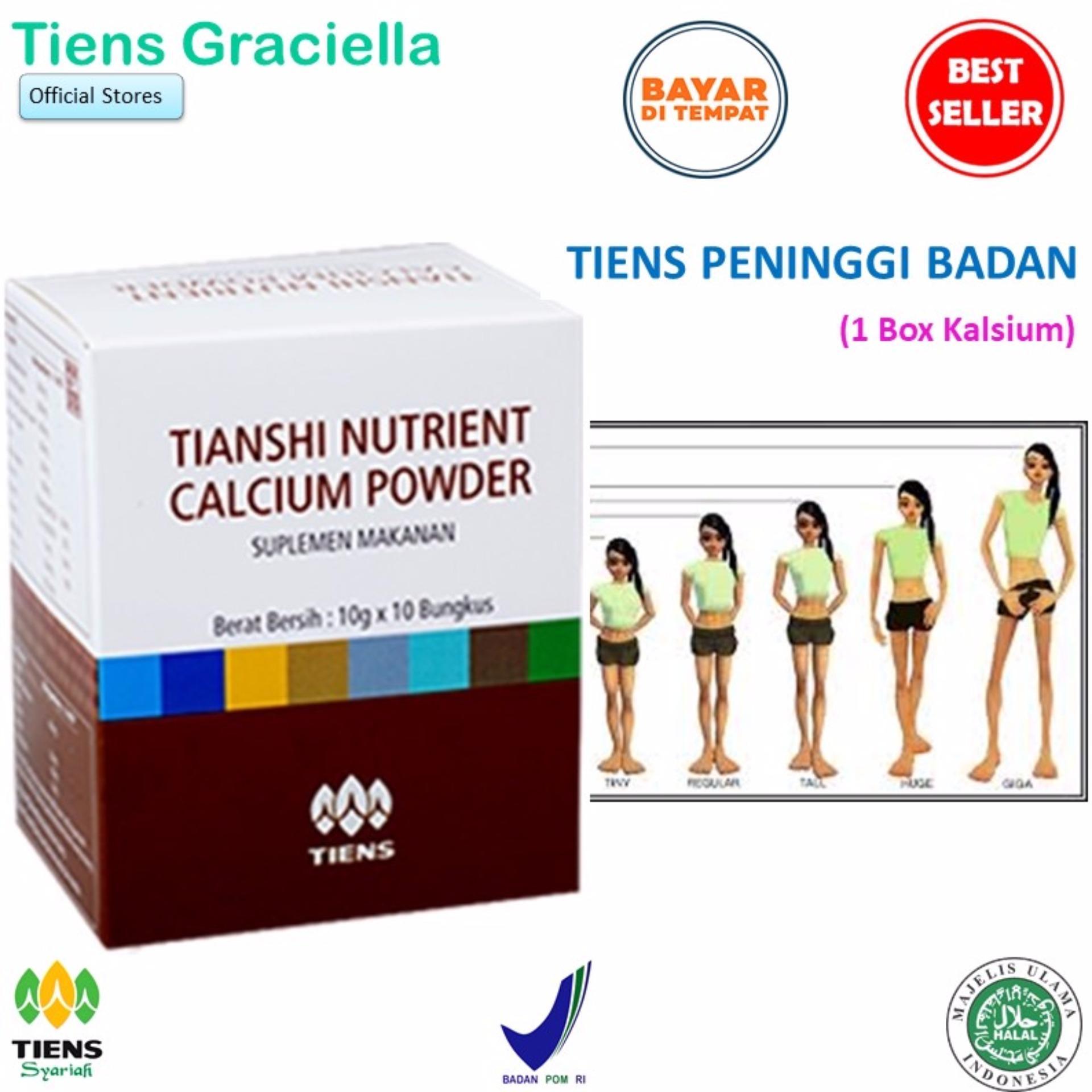 Harga Tiens Peninggi Badan Paket Promo Banting Harga 1 Kalsium Gratis Kartu Diskon Tiens Graciella Di Indonesia