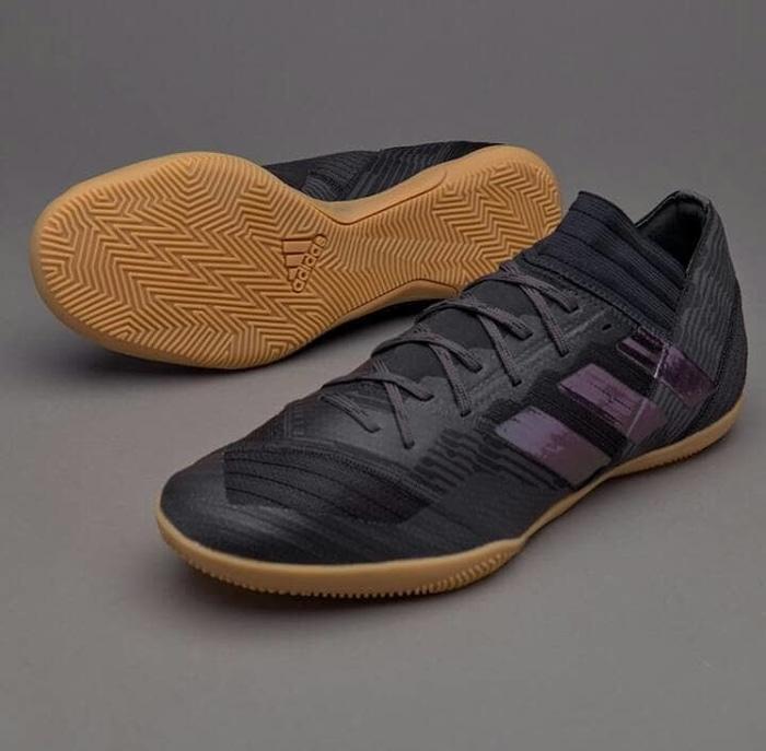 DISKON ORIGINAL Sepatu Futsal Adidas Nemeziz 17.3 Tango IN Black