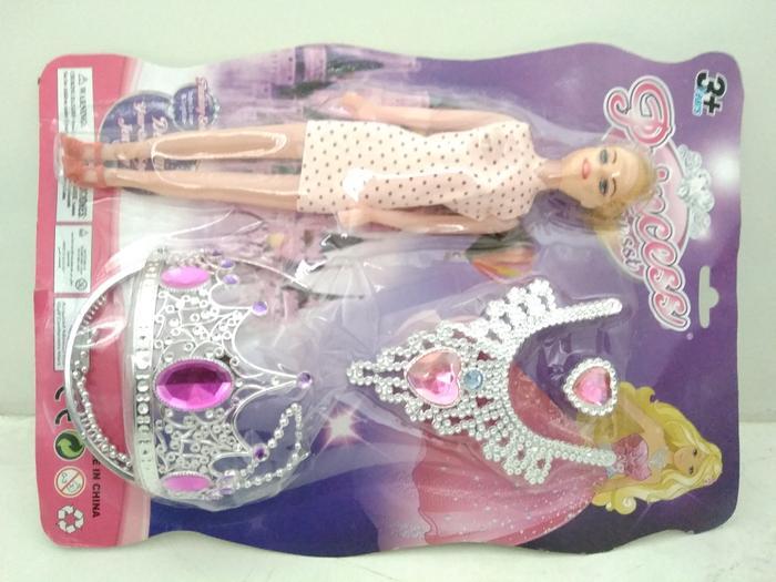 Fitur Mainan Boneka Barbie Princess Set Dan Harga Terbaru - Info ... 89d3d5153c