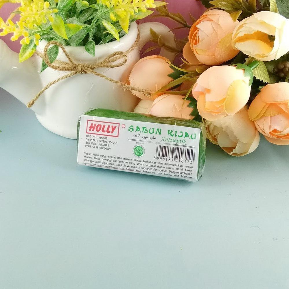 Hasil Pencarian Sabun Hijau Antiseptik Holly 40gram Untuk Jerawat
