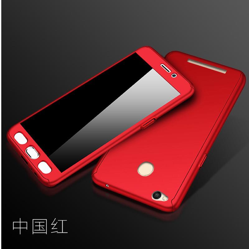 360 Casing HP 3 S Redmi Hardcase 3 S Redmi Versi Tinggi Anti Jatuh