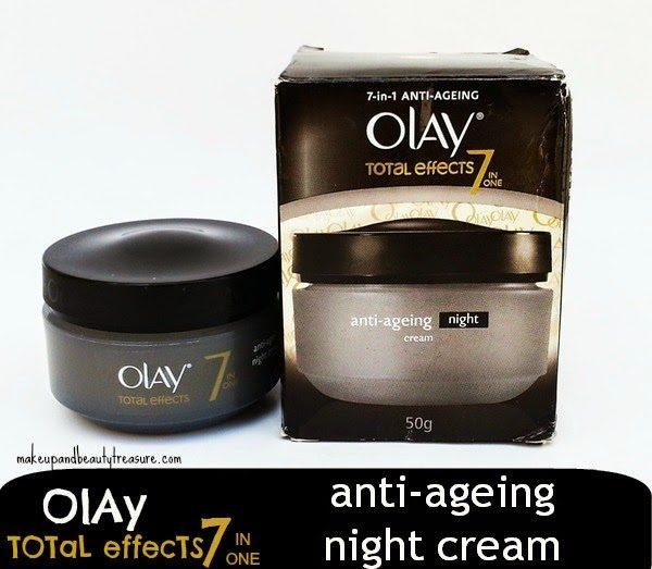Olay Total Effects 7 Night Cream