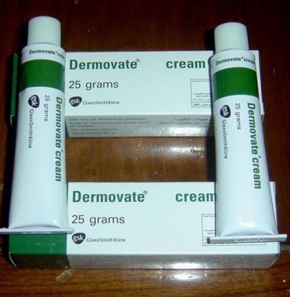 Cream Penghilang Bekas Luka Koreng Kudis Borok CACAR Dermovate Cream Hijau Original Penghilang Bekas Luka Obat