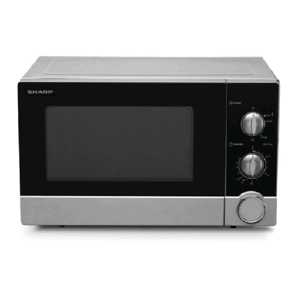 Sharp Microwave Oven R-21D0-S-IN Low Watt --- Garansi Resmi