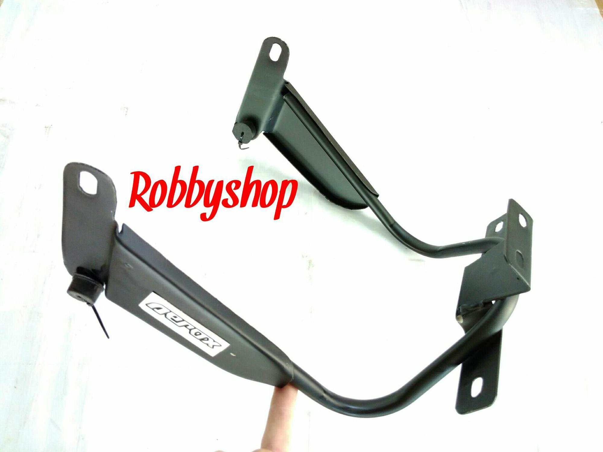 Cek Harga Baru Bracket Breket Dudukan Plat Nomor Aerox 155 Di Motor Yamaha Nomer Lampu Ymh