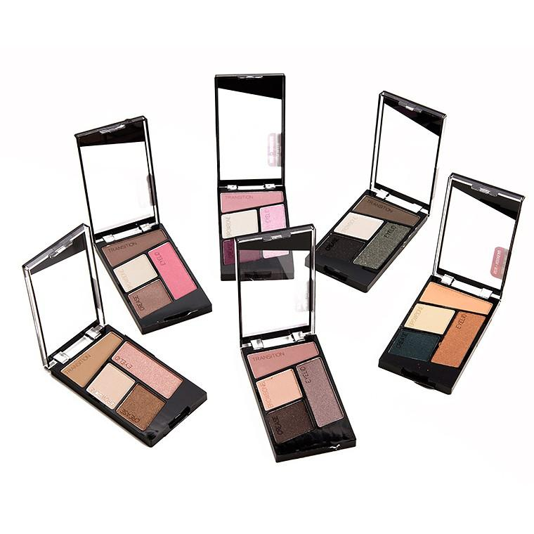 WET N WILD Color Icon Eyeshadow Quad , Lights Out