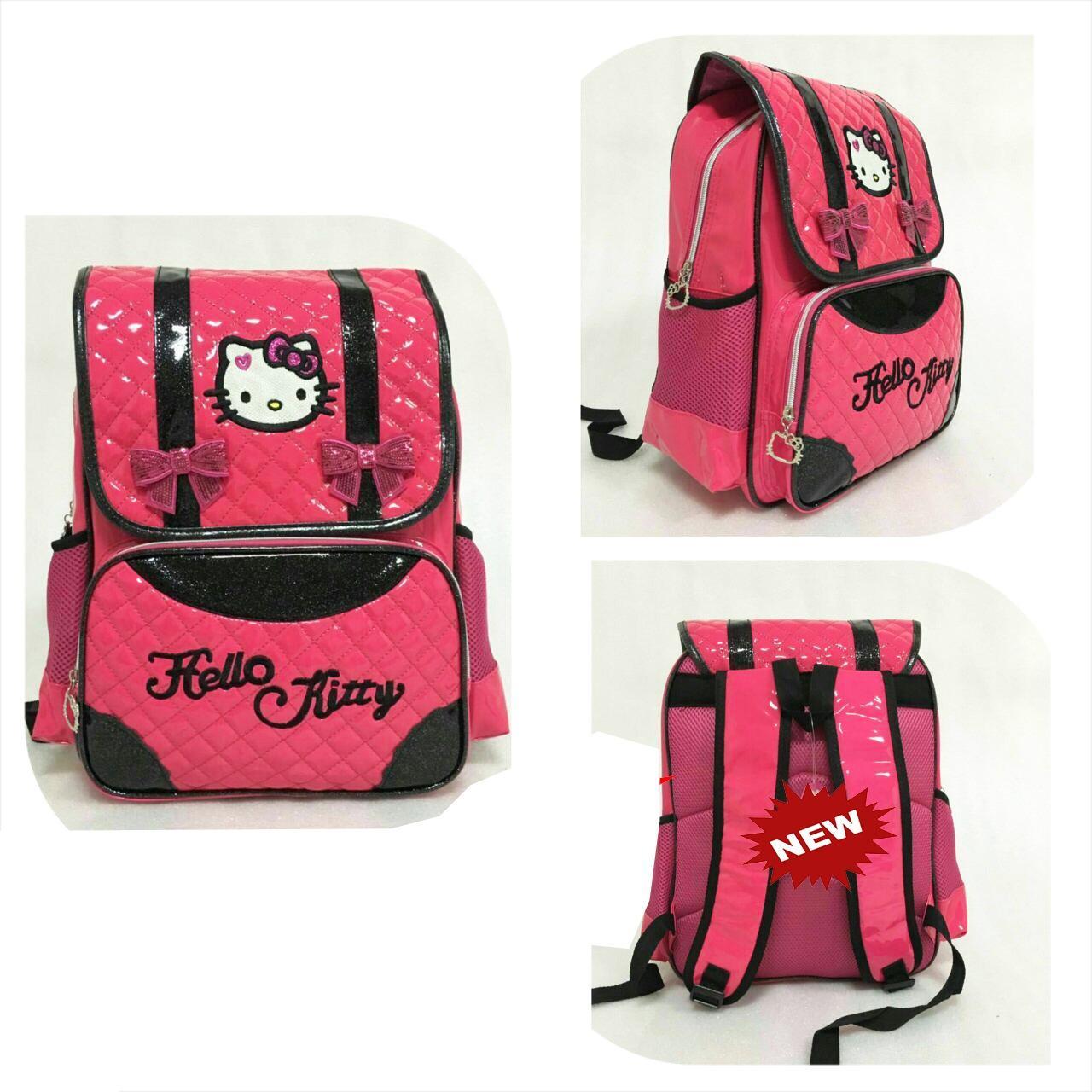 Beli Onlan Tas Ransel Anak Sd Bahan Anti Air Import Hello Kitty Karakter Anak Perempuan Cantik Onlan